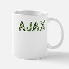 Ajax, Vintage Camo, Mug