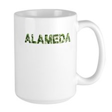 Alameda, Vintage Camo, Mug