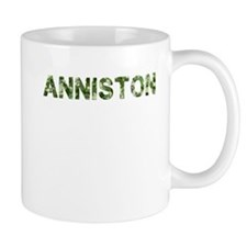 Anniston, Vintage Camo, Mug