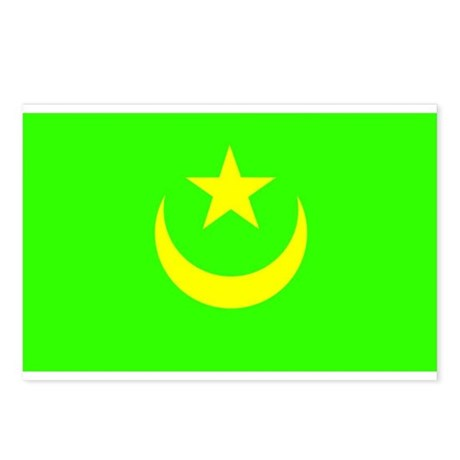 Mauritania Postcards (Package of 8)