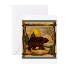 Bear Best Seller Greeting Card