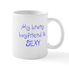 Sexy Brony Boyfriend Small Mug