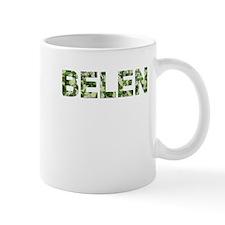 Belen, Vintage Camo, Mug