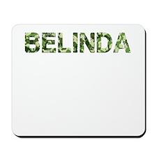 Belinda, Vintage Camo, Mousepad