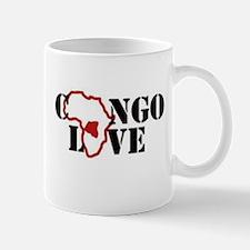 congo love Mug