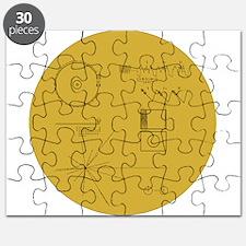 Voyager Plaque - Vger Puzzle