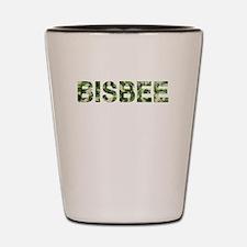 Bisbee, Vintage Camo, Shot Glass