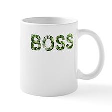 Boss, Vintage Camo, Mug