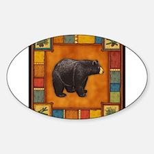 Bear Best Seller Sticker (Oval)