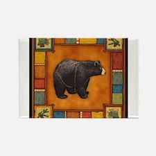 Bear Best Seller Rectangle Magnet