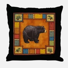 Bear Best Seller Throw Pillow