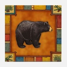 Bear Best Seller Tile Coaster