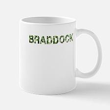 Braddock, Vintage Camo, Mug