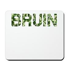 Bruin, Vintage Camo, Mousepad