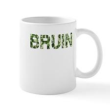 Bruin, Vintage Camo, Mug