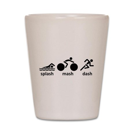 Splash Mash Dash Shot Glass