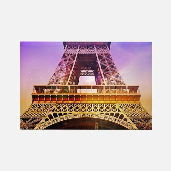 Eifel Tower Rectangle Magnet