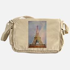 Eifel Tower Messenger Bag