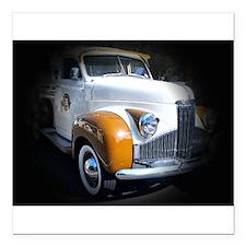"Studebaker Square Car Magnet 3"" x 3"""