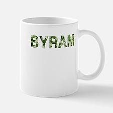 Byram, Vintage Camo, Mug