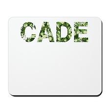 Cade, Vintage Camo, Mousepad