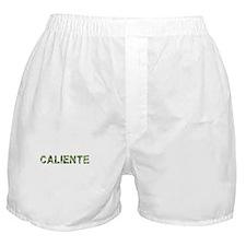 Caliente, Vintage Camo, Boxer Shorts