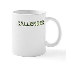 Callender, Vintage Camo, Mug