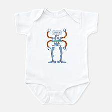 4 Armed Robot Infant Bodysuit