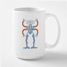 4 Armed Robot Mug