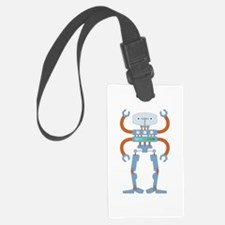 4 Armed Robot Luggage Tag