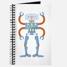 4 Armed Robot Journal