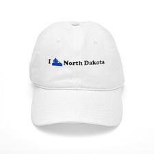 I DJ North Dakota Baseball Cap