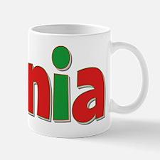 Sonia Christmas Mug
