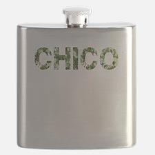 Chico, Vintage Camo, Flask