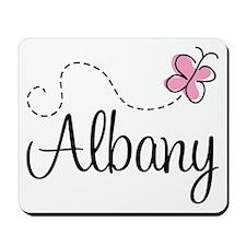 Pretty Albany New York Mousepad