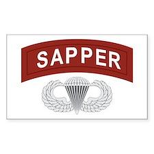Airborne Sapper Decal