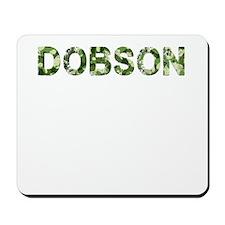 Dobson, Vintage Camo, Mousepad