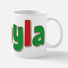 Shayla Christmas Mug