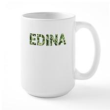 Edina, Vintage Camo, Mug
