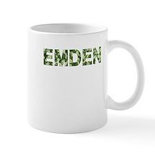 Emden, Vintage Camo, Small Mug