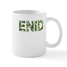 Enid, Vintage Camo, Mug