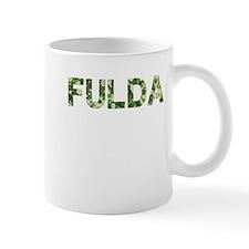 Fulda, Vintage Camo, Mug