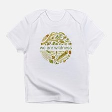We Are Wildness Art Infant T-Shirt