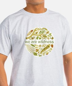 We Are Wildness Art T-Shirt