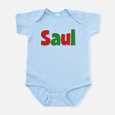 Saul Christmas Infant Bodysuit
