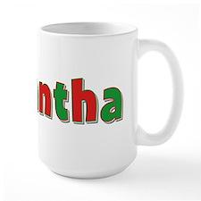 Samantha Christmas Mug