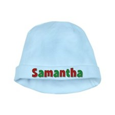 Samantha Christmas baby hat