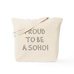 Planet Soho Tote Bag