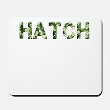 Hatch, Vintage Camo, Mousepad