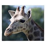 Animals giraff King Duvet Covers